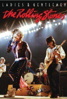Ladies and Gentlemen: The Rolling Stones Poster