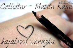 #maxfactor #kamzakrasou #decorativecosmetics #newpproduct #review #mascara #musthave #novinka #fannparfumerie #youneed #beauty #makeup #cosmetics #eye #beautywebTEST: Collistar - Matita Kajal, kajalová ceruzka