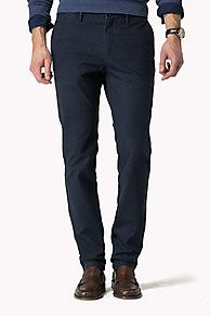 Denton Straight Fit Chino and explore the Tommy Hilfiger trousers collection for men. Secure payment & easy returns.