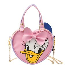 [Official] Disney Store | over tote bag Donald & Daisy Heart this: | Disney Goods Gift of official mail order site Disneystore