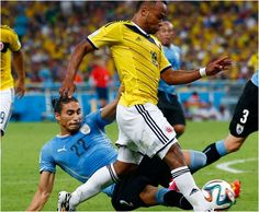 2014 #FIFAWORLDCUP - ROUND OF 16 - 2ND MATCH - #COLOMBIA VS #URUGUAY MATCH RESULT  COLOMBIA WON   http://football.chdcaprofessionals.com/2014/06/2014-fifa-world-cup-round-of-16-2nd.html