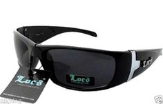 Locs-Sunglasses-Black-Frame-Black-Lenses-Sports-Wrap-8LOC9030-Hardcore