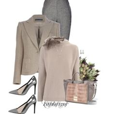 Ralph Lauren Tweed Blazer