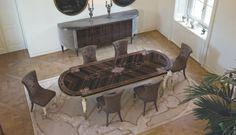 Столы и консоли Longhi
