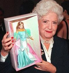 Ruth Handler, Inventor of Barbie Doll, Dies at 85 (April 2002)  After a mastectomy , she manufactured The Nearly Me prosthetic breast - made of liquid silicone enclosed in polyurethane and had a rigid foam backing.  (see http://latimesblogs.latimes.com/thedailymirror/2009/03/barbie-turns-50.html    http://www.nytimes.com/2002/04/29/arts/ruth-handler-whose-barbie-gave-dolls-curves-dies-at-85.html?pagewanted=all=pm  )