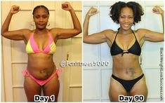Success Story: Natural Hair Diva Aisa of For Us Naturals shared her 3 month weight loss transformation with us. Weight Loss For Women, Best Weight Loss, Weight Loss Journey, Weight Loss Tips, Losing Weight, Lose Weight In A Month, How To Lose Weight Fast, Weight Loss Challenge, Workout Challenge