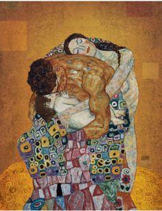 The Familyby Gustav KlimtThe kiss 11x14 by PreciousMemoriesOne