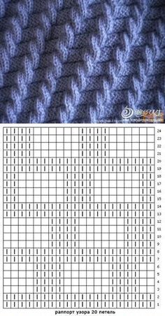 A lot of women's interest in knitting models this Knitting Paterns, Knitting Charts, Loom Knitting, Knitting Designs, Knit Patterns, Free Knitting, Crochet Stitches, Baby Knitting, Stitch Patterns