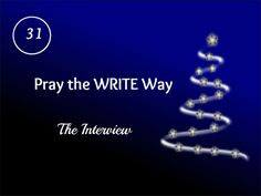 What if God interviewed you for a new life assignment? What if instead of Him just giving us our life assignments, we had to go through an interview process before being offered the job? This is what it might look like. Joseph Arrives For A Job Interview With God Joseph opens the massive office door. […]