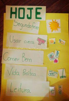 DICAS Homeschooling: Educação Domiciliar: 3 dicas de COMO criar uma rot...