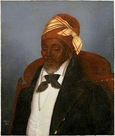 Portrait of a Black Man by Julien Hudson; 1835