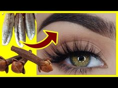 Home Remedies For Skin, Natural Health Remedies, Homemade Skin Care, Diy Skin Care, Beauty Care, Beauty Hacks, Eyelashes, Eyebrows, Sewing Collars