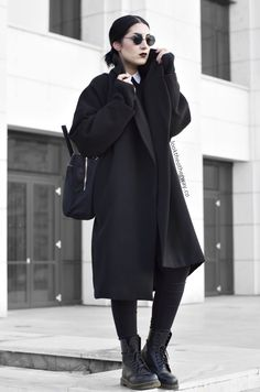Coat it get any colder? - Style Suggestions - Looktheotherway.co