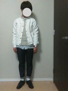 gib JOURNAL STANDARDのデニムジャケットを使ったコーディネート - WEAR