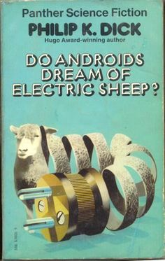 Do Androids Dream Of Electric Sheep? by Philip K. Dick. Absolute classic of a book.