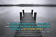 Access Peace