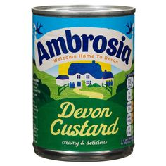 Ambrosia Devon Custard    400g    Creamy & delicious        Price marked £1   Shop this product here: http://spreesy.com/DiscountFoodsofLincoln/340   Shop all of our products at http://spreesy.com/DiscountFoodsofLincoln      Pinterest selling powered by Spreesy.com