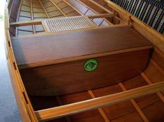 Image result for canoe chuck box