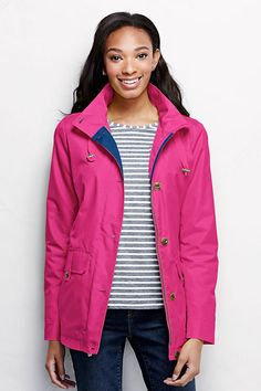 Women's Storm Raker Jacket from Lands' End