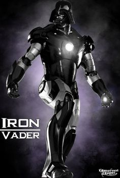 Holy Crap! Force Powers AND an Iron Man Suit!!!!