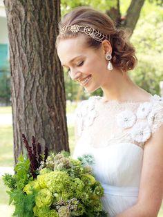 ノバレーゼ(NOVARESE) ジェニファーベアのカチュームで可愛らしい花嫁姿に