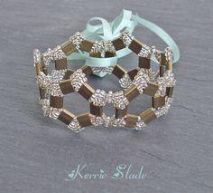 Twinkling Tila bracelet