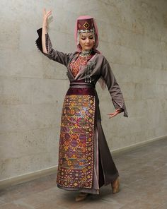 Armenian National Clothing...Տարազ