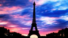 """I want to scream """"I am the king of the world"""" from the top of the Eiffel Tower // Andrea - Denmark"""