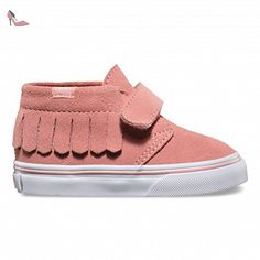 VANS Chaussures Enfants - T CHUKKA V MOC - blossom, Taille:21 EU - Chaussures vans (*Partner-Link)