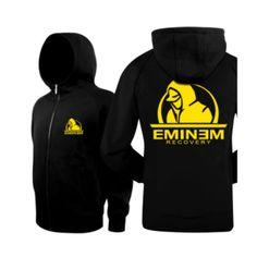 New 2016 Fashion Warm Winter Casual Jacket Brand Zipper Hip Hop Eminem Rock  Band Slim Mens Hoodies And Sweatshirts ae4900d663d