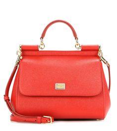 DOLCE & GABBANA Miss Sicily Medium leather shoulder bag