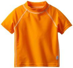 i play. Baby-boys Infant Short Sleeve Rashguard