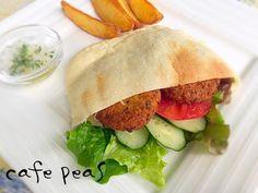 カフェ ピース (cafe peas) の写真 (1)