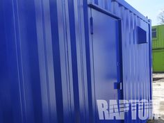 CONTAINER: Full Overspray #raptorised
