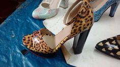Calzado Animal Print talla 36