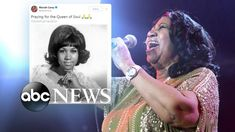 Outpouring of support for ailing Aretha Franklin The Queen of Soul is reportedly gravely ill and surrounded by friends and family in Detroit as stars like Mariah Carey, Missy Elliott, Beyonce and J. Like Mariah, Mariah Carey, Beyonce And Jay Z, Aretha Franklin, Abc News, New Pins, Lol, Detroit, Music