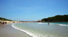 Praia das Conchas - Peró - Cabo Frio / RJ