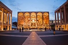 Reason #9: We're steps (literally) away from Lincoln Center (and all that jazz). #nyc