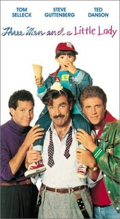 3 Men and a Little Lady (1990) - IMDb Childhood Memories