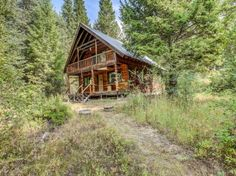 Cabin for sale, Zillow McCall ID