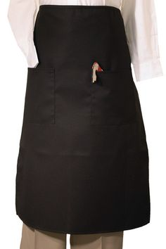 2-Pockets Bistro Apron - The Chef Hat - 1