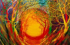 It's Nice That | Exhibition: Radiohead artist Stanley Donwood ...