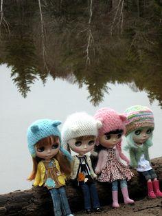 Blythe, custom blythe, caracterización blythe, doll clothing, ropa de muñeca, thanksgiving, acción de gracias