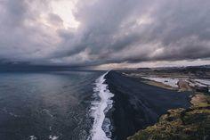 Vast & Aerial Landscapes in Iceland