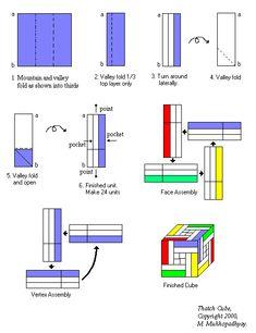 thatch cube