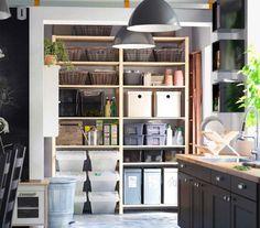Ideas para Organizar y Almacenar | Interiores