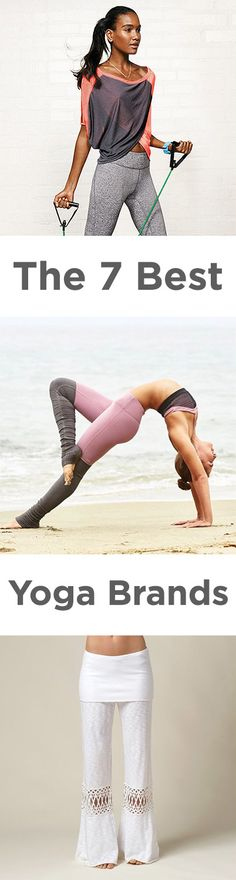 Discover some of the best #yoga brands in our latest article! #yogapants