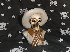 Lowrider Skull Shifter Shift Knob Gunslinger by NorCalSpeed707, $16.00