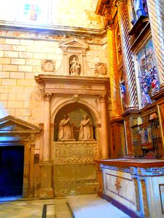 Capilla de San Jerónimo o San isidro.