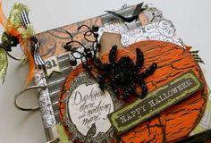 Traci Goshen shares her pumpkin crackle technique on her GoGo Girl blog site.